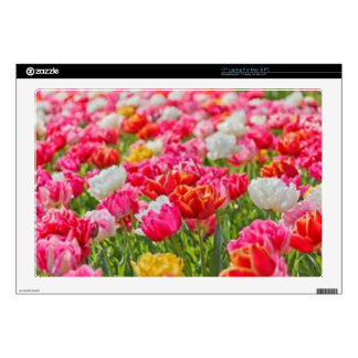"Field of Flowers Skins For 17"" Laptops"