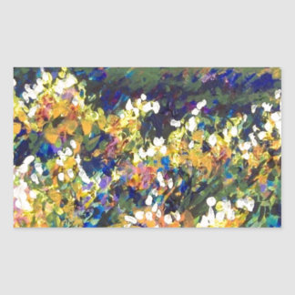 field of goldenrod stickers