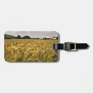 Field of Grain Luggage Tag