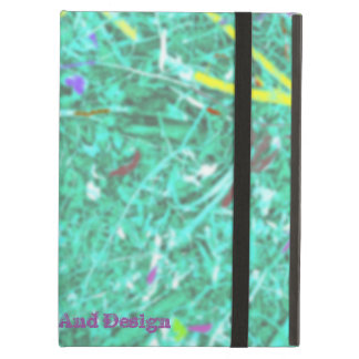 Field Of Green, by Mickeys Art And Design Case For iPad Air