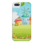 field of green iPhone 5 cases
