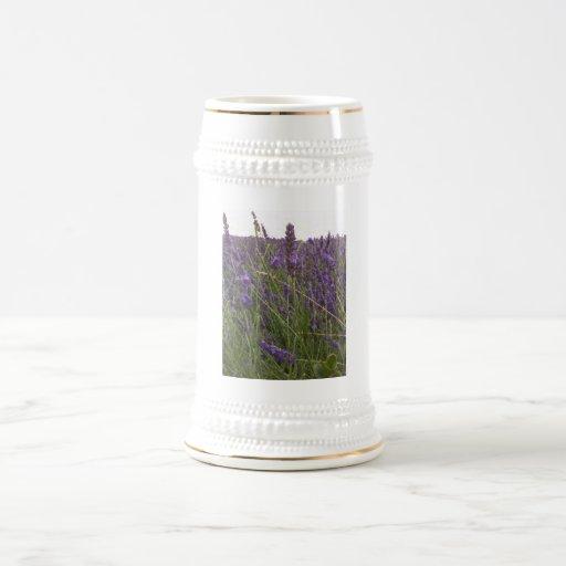 Field of Lavender Mugs