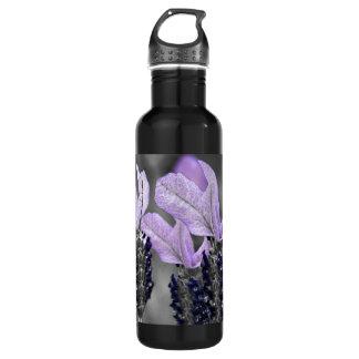 Field of Lavender Water Bottle