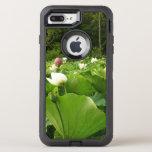 Field of Lotus Flowers OtterBox Defender iPhone 8 Plus/7 Plus Case