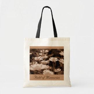 Field of Memories Tote Bag