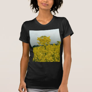 Field Of Oilseed Rape Tee Shirts