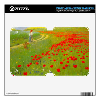 Field of Poppies by Pal Szinyei Merse WD My Passport Skin
