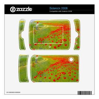 Field of Poppies by Pal Szinyei Merse Sidekick 2008 Skins