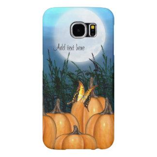 field of pumpkins galxy 6 case