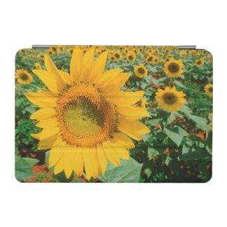 Field Of Sunflowers. Heidleberg District iPad Mini Cover
