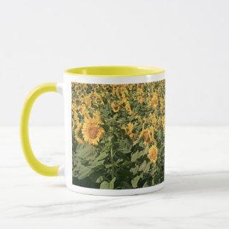 Field of Sunflowers Mug