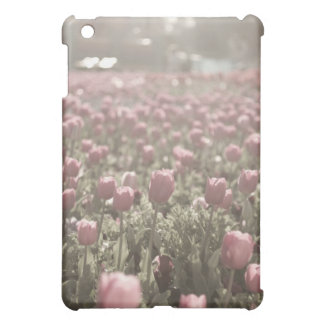 Field of Tulips iPad Case