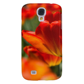 Field of Tulips Samsung Galaxy S4 Cover