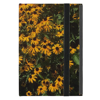 Field of Yellow Flowers Case For iPad Mini