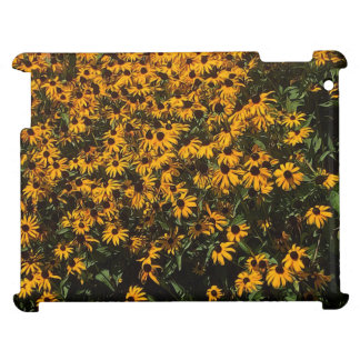 Field of Yellow Flowers Case For The iPad