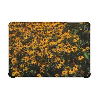 Field of Yellow Flowers iPad Mini Case