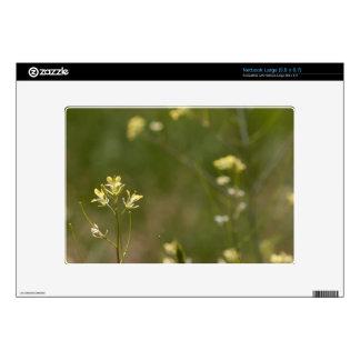 Field of Yellow Flowers Netbook Skins