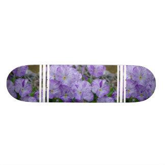Field Pansies Skateboard