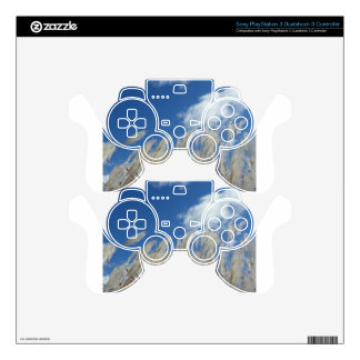 Field Photo Gift PS3 Controller Decals