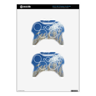 Field Photo Gift Xbox 360 Controller Decal