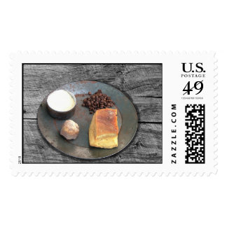 Field Rations Postage Stamp