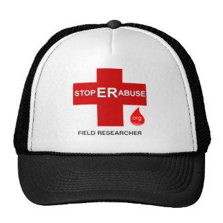 FIELD RESEARCHER CAP TRUCKER HAT
