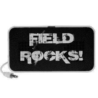 Field Rocks! Speakers