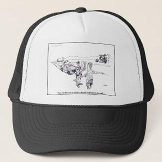 Field Sobriety Test Hat