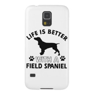 Field Spaniel dog breed designs Case For Galaxy S5