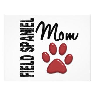 Field Spaniel Mom 2 Flyer