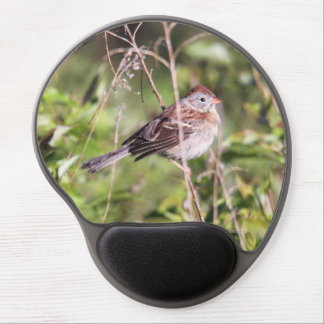 Field Sparrow Gel Mouse Pad