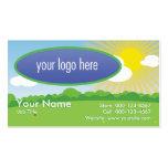 Field & Sunshine Business Card