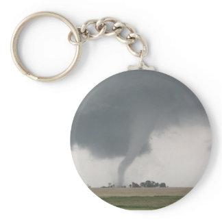Field Tornado Keychain