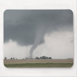 Field Tornado Mouse Pads