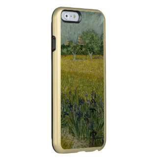 Field with flowers near Arles by Vincent Van Gogh Incipio Feather® Shine iPhone 6 Case