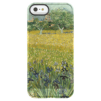 Field with flowers near Arles by Vincent Van Gogh Uncommon Permafrost® Deflector iPhone 5 Case