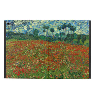 Field With Poppies By Van Gogh Fine Art Powis Ipad Air 2 Case at Zazzle