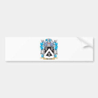 Fielder Coat of Arms - Family Crest Bumper Sticker