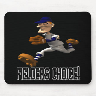 Fielders Choice Mouse Pad