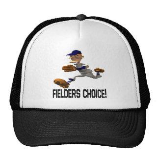 Fielders Choice Trucker Hat