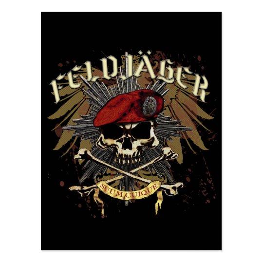 Fieldjager Postcard