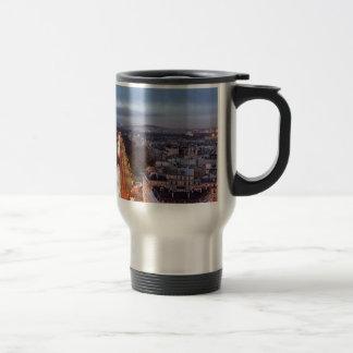 Fields-Elysées, France, Paris Travel Mug
