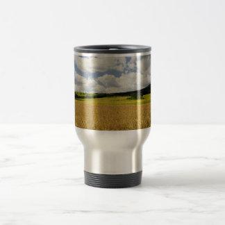 Fields in Hungary Coffee Mug