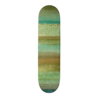 Fields in Spring I Skateboard Deck