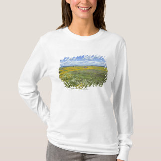 Fields In Springtime Near Guadalupe T-Shirt