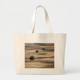 Fields Large Tote Bag
