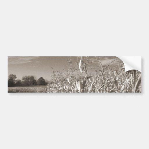 Fields of Grain Bumper Sticker