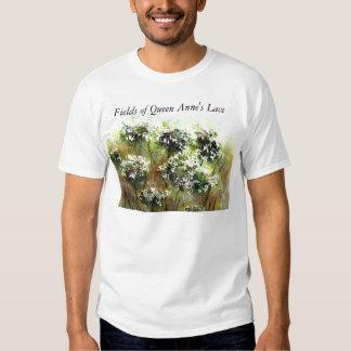 Fields of Queen Anne... T-Shirt