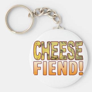 Fiend Blue Cheese Keychain