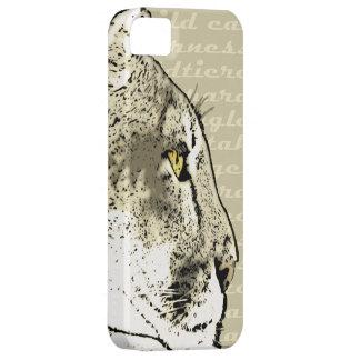 FIERAMENTE CAT FUNDA PARA iPhone 5 BARELY THERE